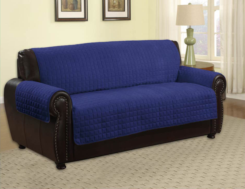 Blue Sofa Covers For Pets Aecagraorg