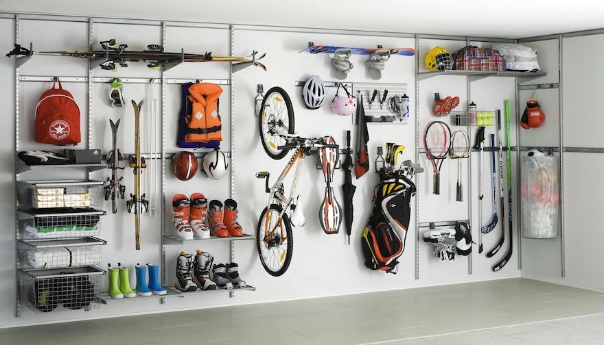 Image Result For Garage Storage Systems