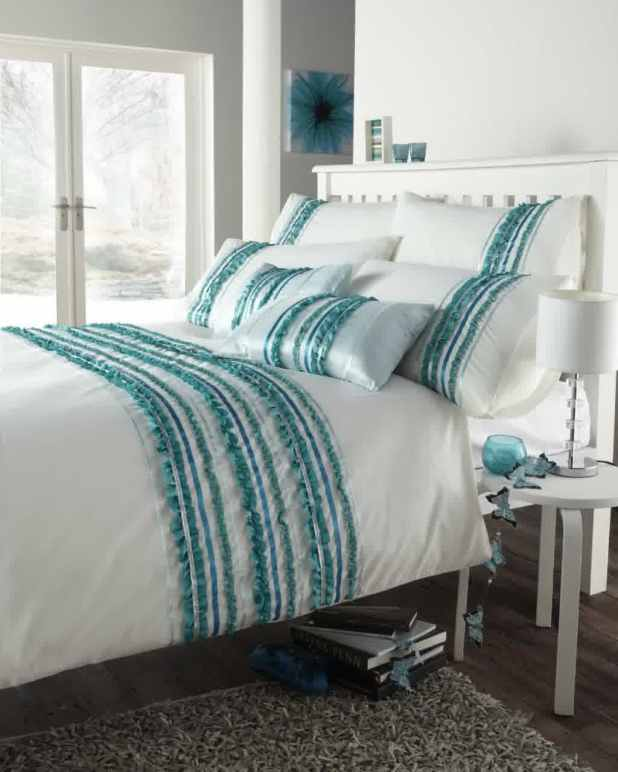 Turquoise Bed Set   Bedding Everything Turquoise  East End Living. Turquoise Bedroom Set   eldesignr com