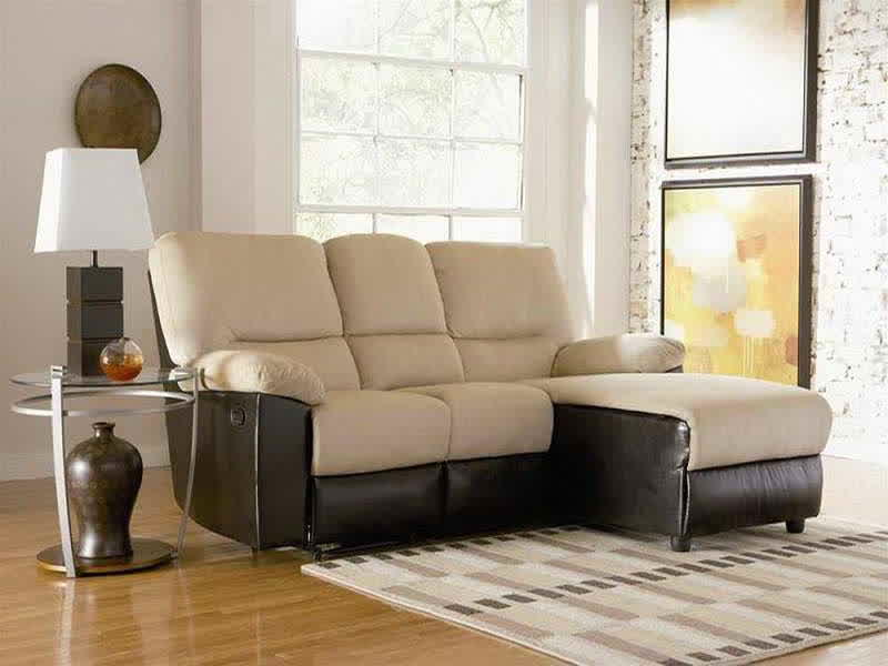 Turn your living room into a lovely space that's relaxing yet functional by selecting the right lighting. Sectional Sofa for Small Spaces - HomesFeed