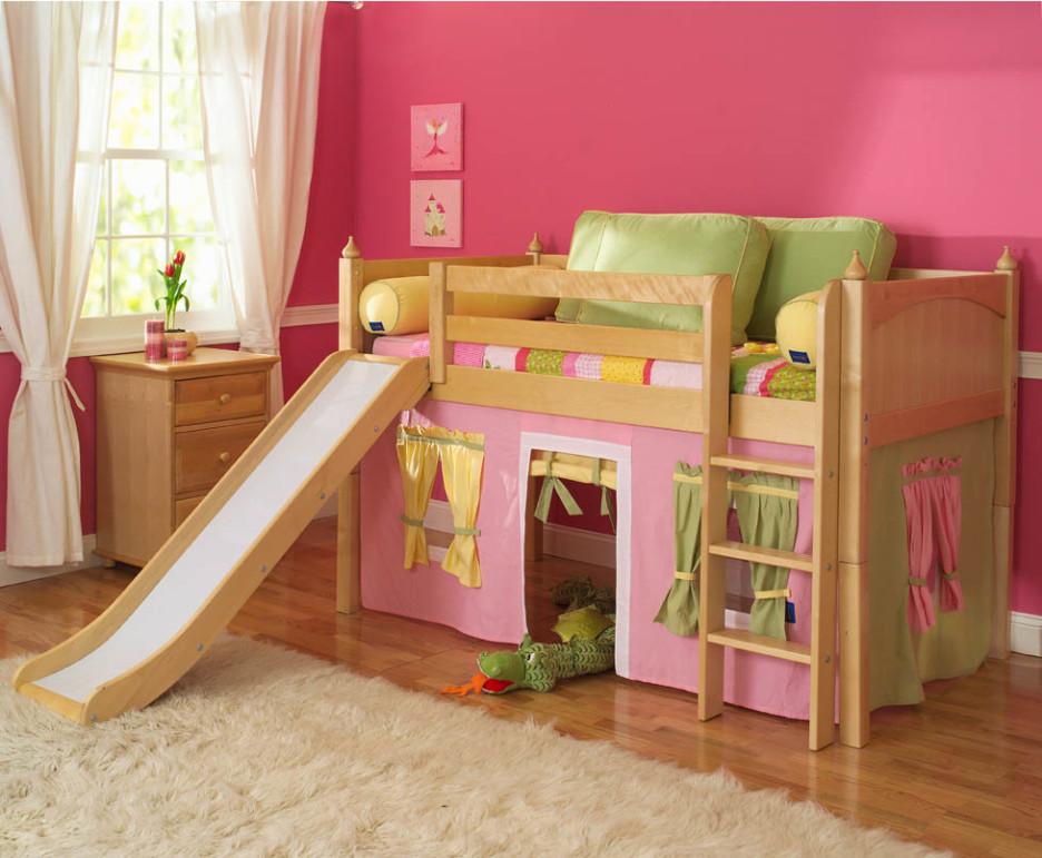 Loft Bed Ikea Kids Room Novocom Top