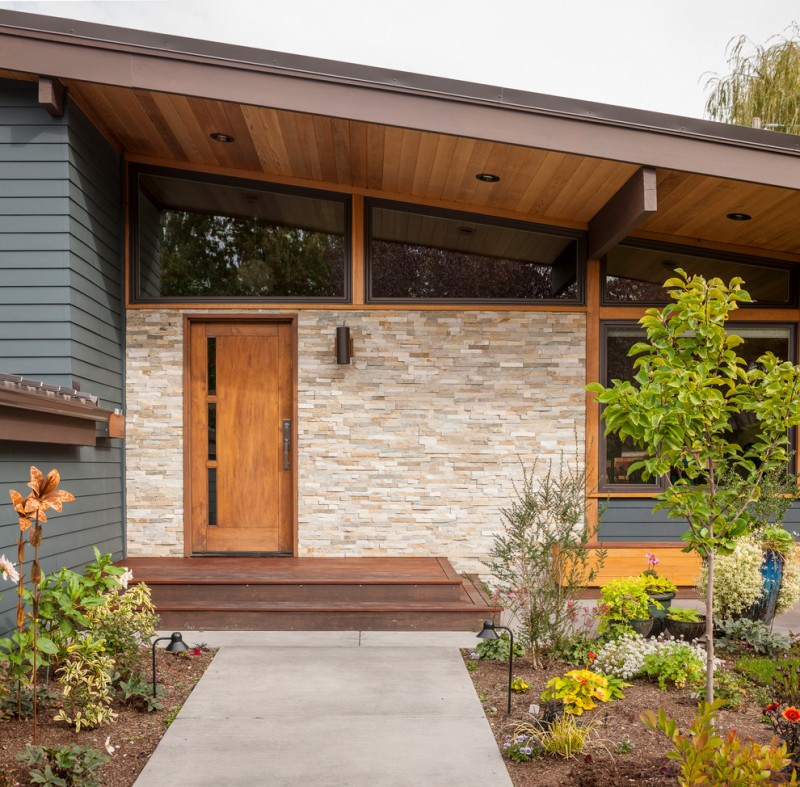 Affordable Ideas of Midcentury Modern House Probably Fit ... on Modern House Siding Ideas  id=22685