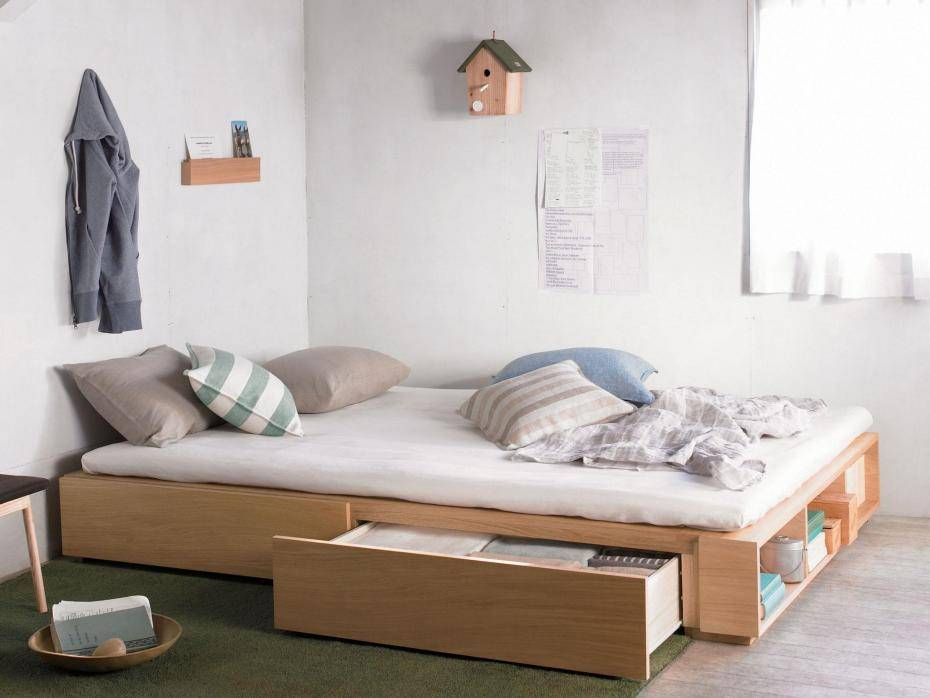 Twin XL Bed Frame With Storage Ideas, Give You More
