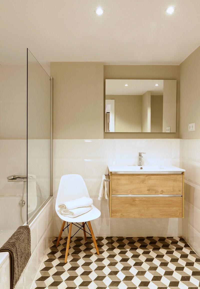 10 Ideas Of Scandinavian Style Bathroom For Light Amp Fresh