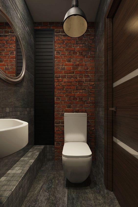 10 Masculine Bathroom Ideas You Must Try Out   HomesFeed on Small:j8V-Fokdwly= Bathroom Renovation Ideas  id=22925