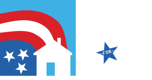 Homes for Veterans logo