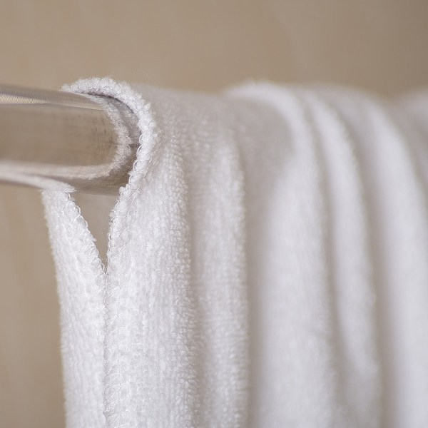This is the 100% cotton towel, it's what we print the design on.
