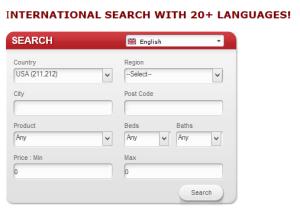 International Search