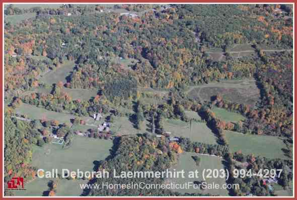 This Bridgewater CT equestrian farm for sale gives investors a rare opportunity to build their luxury estates!