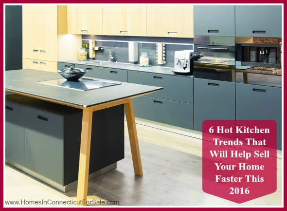 6 hot kitchen trends that will help sell your home faster for Kuchentrends 2016