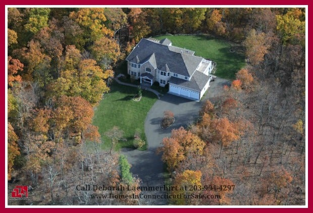 Live in a peaceful and serene setting in this lavish 2.04 acre(s) Connecticut luxury home for sale.