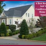 6 Best Reasons to Sell Your Candlewood Lake Home This Summer