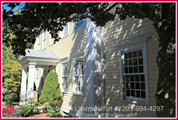 Colonial Home for Sale in Redding CT