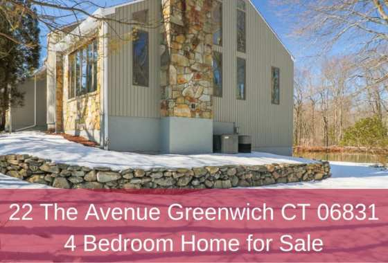 ​Homes for Sale in Greenwich CT