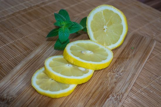 Clean citrus smells are great home odors when trying to sell your home.