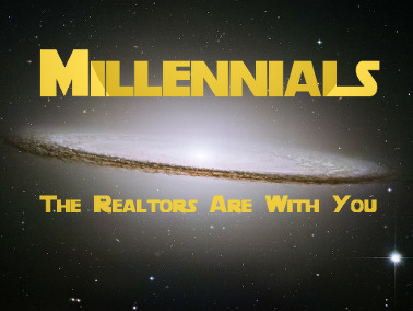 Millennial home buyers are dominating the market with the help of realtors.