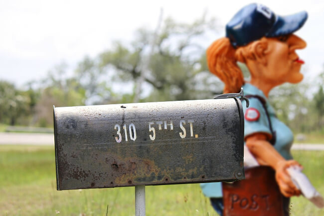 Stop your mail delivery. Vacation tips for a homeowner