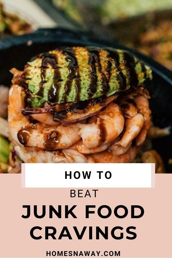 How To Beat Junk Food Cravings