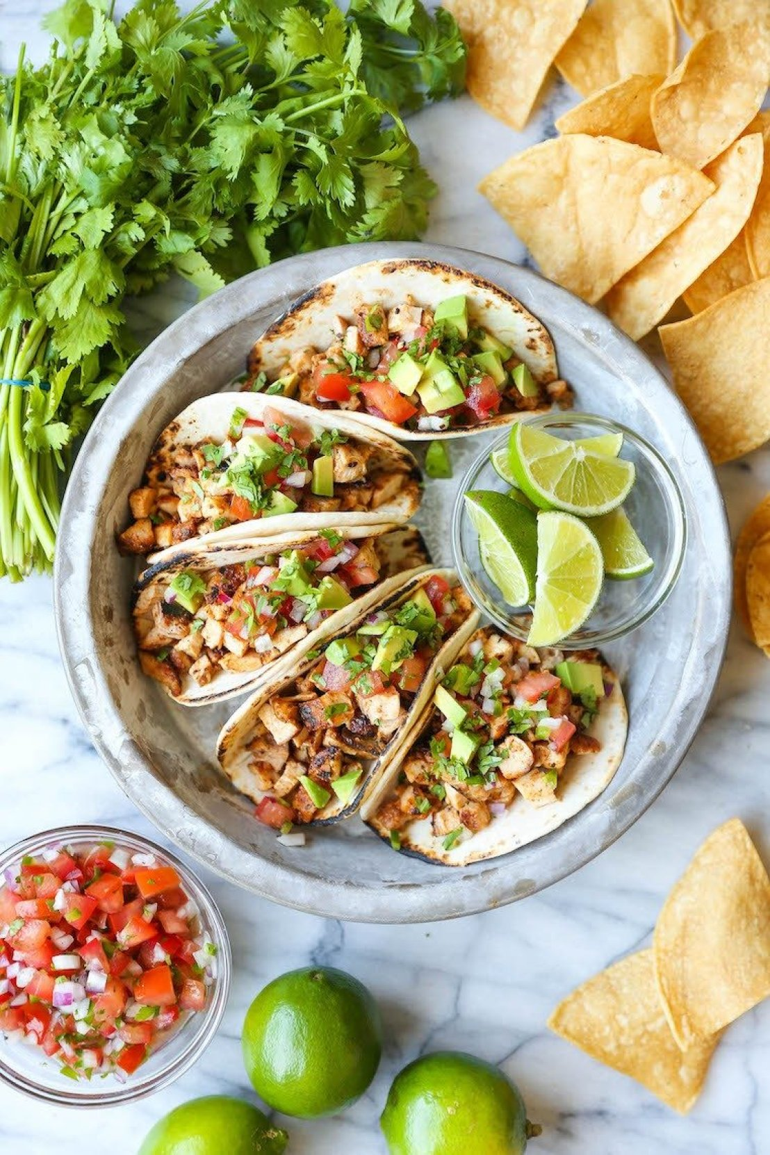 10 Best Chicken Tacos Recipes To Make