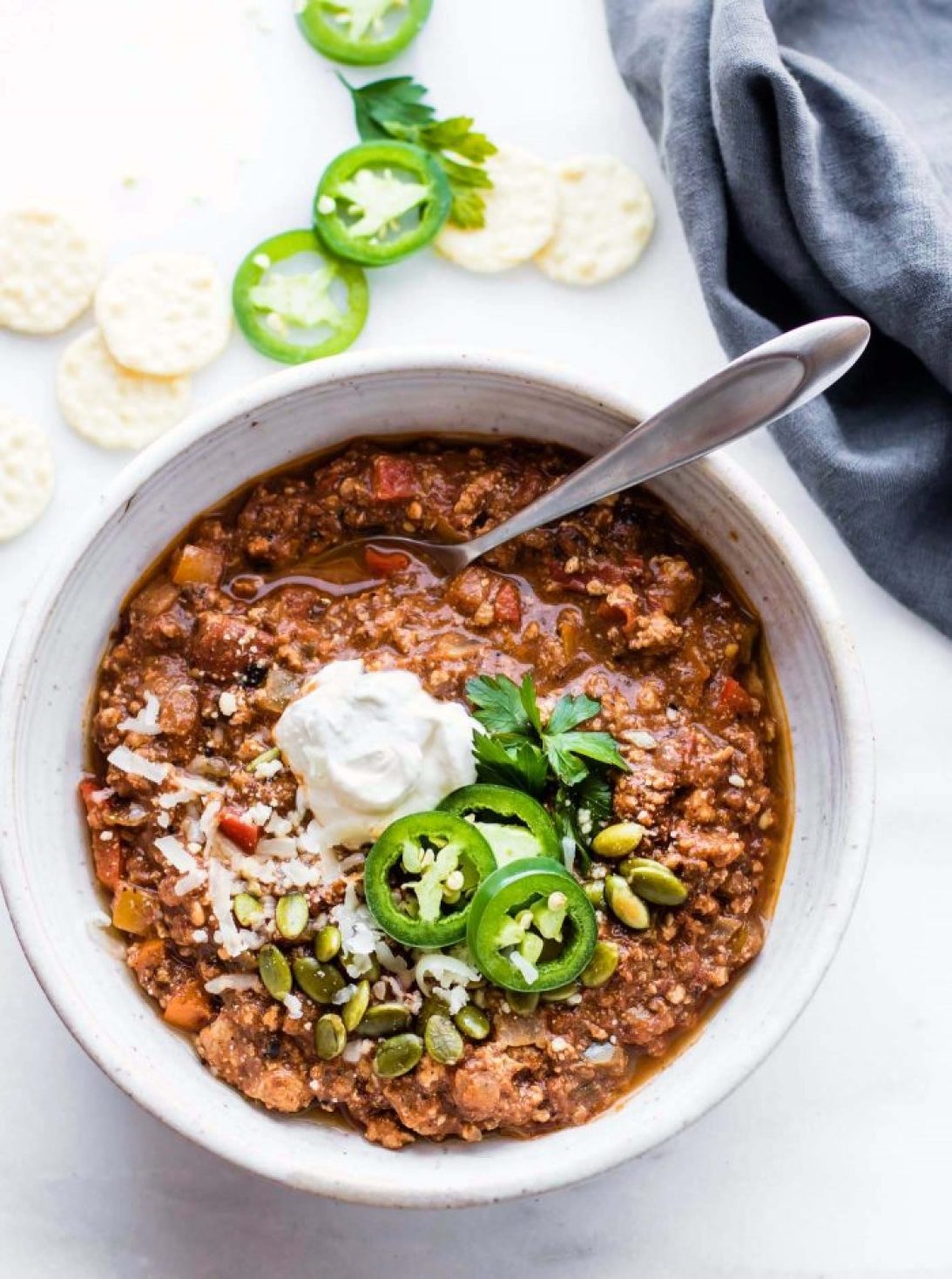 10 Must-Make Crockpot Chilli Recipes