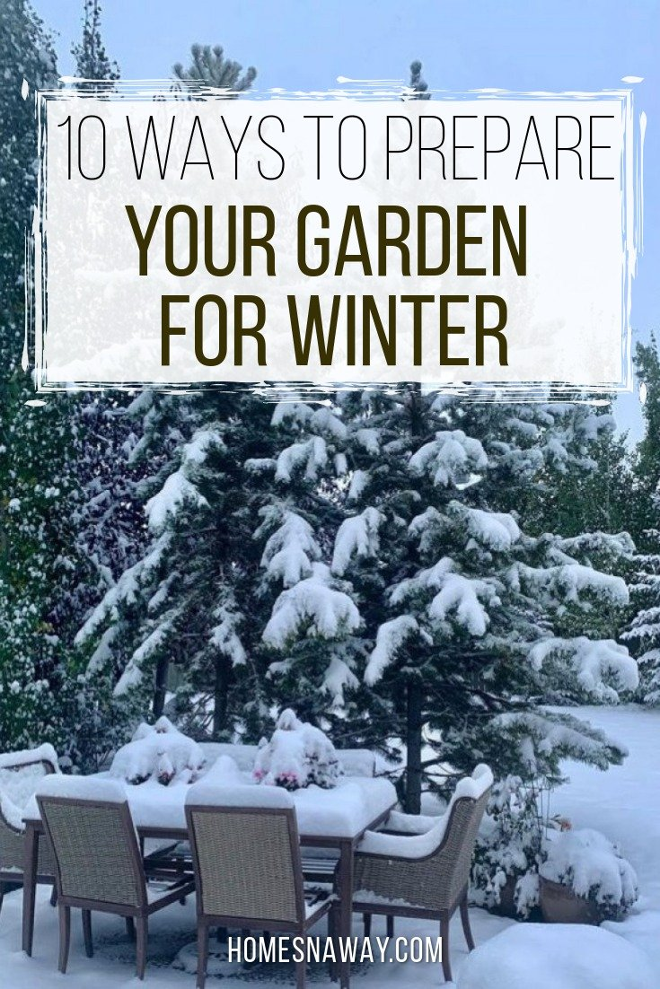 Top 10 Tips To Prepare Your Garden For Winter