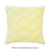 Rapee Fizz Yellow Cushion