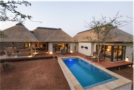 Villa Amanzi - Self catering Krugerpark accommodation