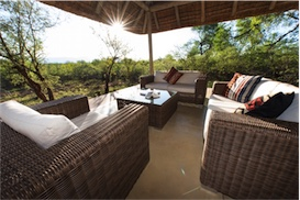 Villa Baobab vakantiewoning Krugerpark