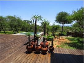 Villa Zandpoort- vakantiehuis vlakbij het Krugerpark