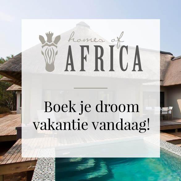 Droomvakantie Zuid-Afrika
