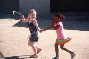 South Africa with Children