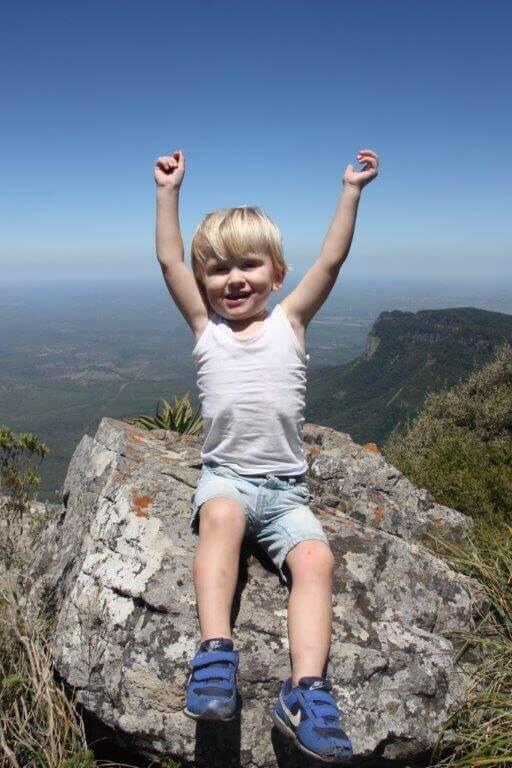 Zuid Afrika met kinderen