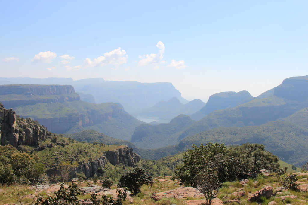 Blyde River Canyon - Zuid-Afrika