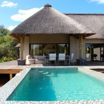 Villa Blaaskans - Vakantievilla in Zuid-Afrika