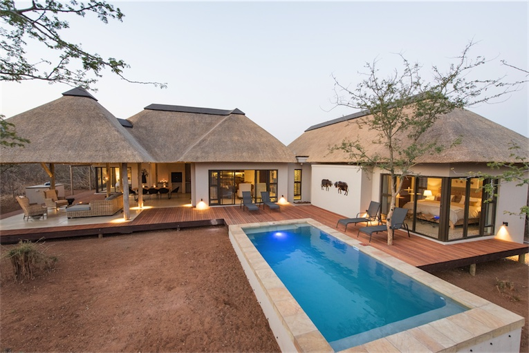 Villa Amanzi: Luxury self catering holiday home in South Africa