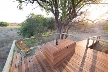 Villa Amanzi - vakantievilla bij Krugerpark