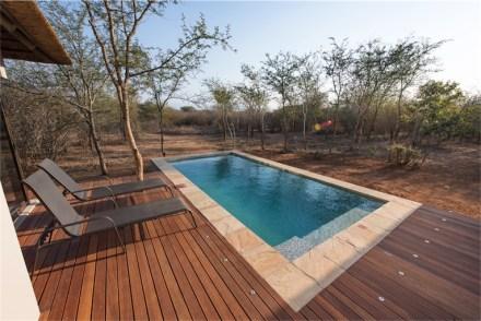 Villa Amanzi - vakantiehuis Zuid-Afrika