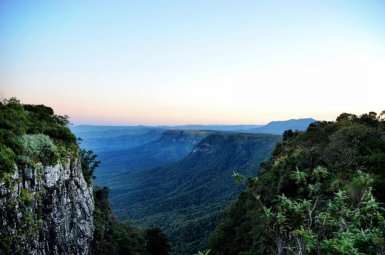 God's Window - Panorama Route - South Africa