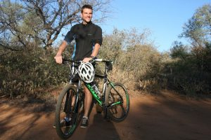 Mountain biking Souh Africa
