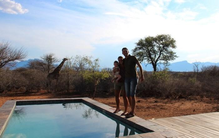 Zuid Afrika vakantie met baby
