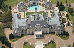Alabamas Largest Home Back on the Market Homes of the Rich