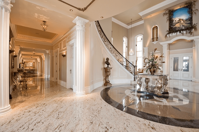 TuLyons A 41000 Square Foot Canadian Mega Mansion