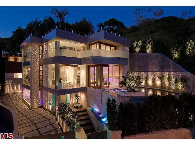 Beverly Hills Party Mansion Homes Of The Rich