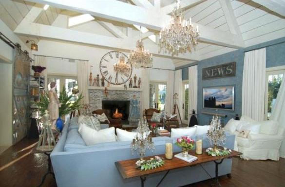 Ozzy And Sharon Osbourne List Hidden Hills Mansion Homes