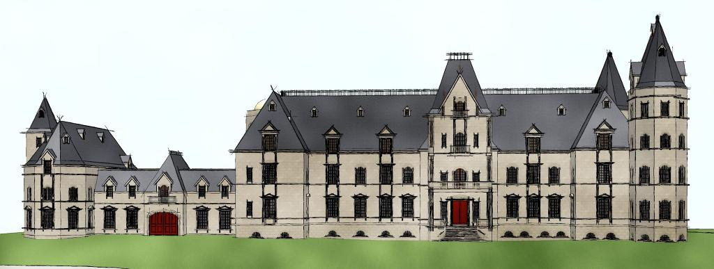 Pensmore Mansion Missouri