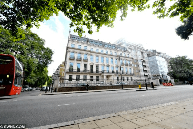 Knightsbridge Mansion On Sale For 163 300 Million Homes Of