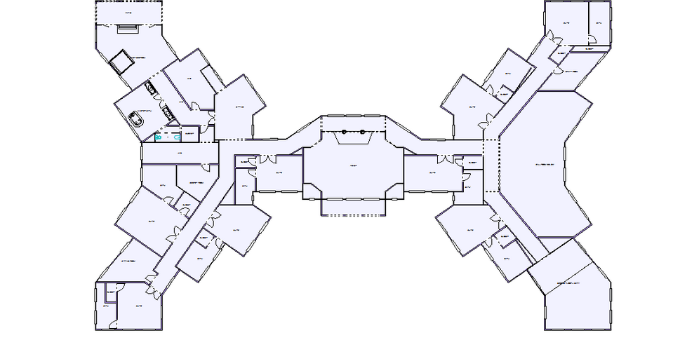 Luxury Mansions Floor Plans