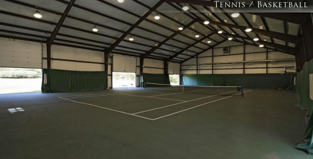 45 Million Estate In Carmel IN With Indoor Tennis Court