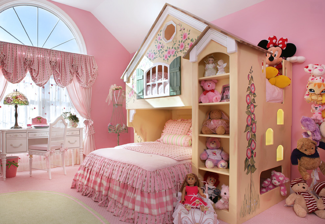 A Look At Some Beautiful Girls' Bedrooms | Homes of the Rich on Beautiful Rooms For Girls  id=20659