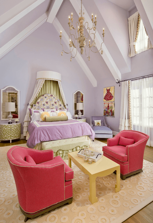 A Look At Some Beautiful Girls' Bedrooms | Homes of the Rich on Girls Beautiful Room  id=66238